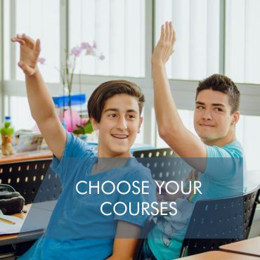 Choose your courses