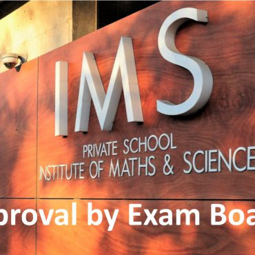 Approval by Examination Boards